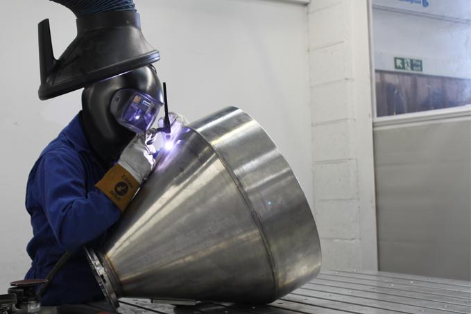 Stainless Steel Pharmaceutical Welding